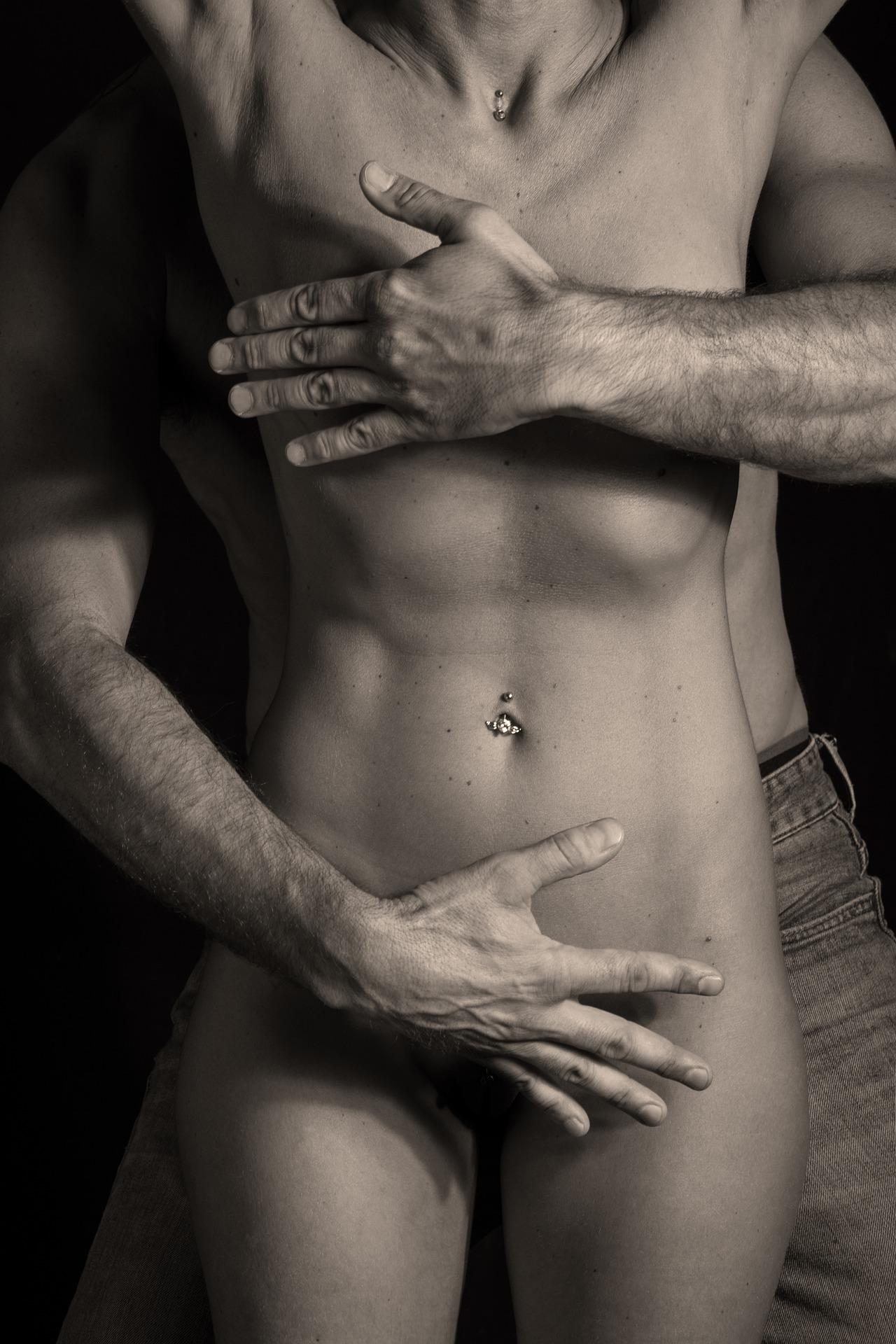 Sport und Erotik liegen dicht beieinander